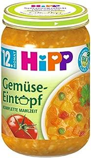 HiPP 喜宝 Bio蔬菜汤,1岁以上适用,6罐装 (6 x 250克)