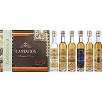 Plantation 蔗园 精选礼盒套装 Experience Gift Set 6x100毫升 法国进口洋酒套装