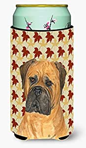 Bullmastiff Fall Leaves Portrait Michelob Ultra Koozies for slim cans SS4339MUK 多色 Tall Boy