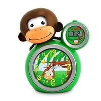 荷兰Baby Zoo睡眠训练钟Momo-绿色UI1001