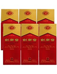 中国亚马逊: 剑南春 浓香型白酒 52度 500mL*6瓶 赠手提袋 ¥1999