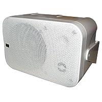 Poly-Planar B0 X 200W 白色防水全尺寸盒子音箱一对