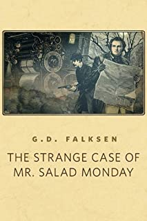 The Strange Case of Mr. Salad Monday: A Tor.Com Original (English Edition)