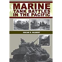 Marine Tank Battles In The Pacific (English Edition)