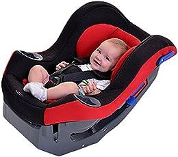 美国Graco 葛莱 儿童汽车安全座椅 悦旅系列 双向安装 一体注塑牢固 EPP防震 红色 0-4岁 8L399MRRN