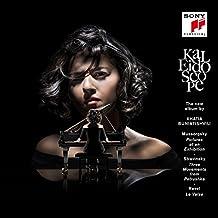 进口CD:万花筒/展览会之画/彼得罗希卡/卡蒂雅 Kaleidoscope/Khatia Buniatishvili/Modest Petrovich Mussorgsky(CD) 88875170032