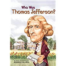 Who Was Thomas Jefferson? (Who Was?) (English Edition)