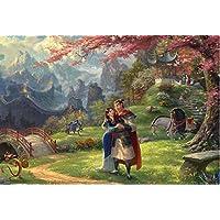 Thomas Kinkade - Disney 系列 - 乌兰拼图 - 750 片