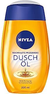 NIVEA 妮维雅 天然沐浴油,2件装(2 X 200毫升)