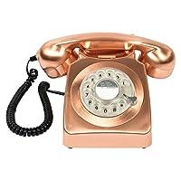 GPO 746 旋转电话GPO - 746 ROTARY BRONZE 青铜色