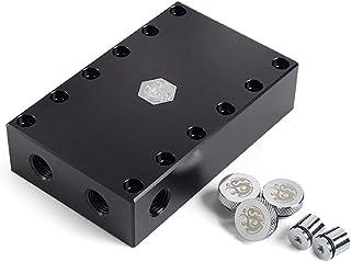 Bitspower VGA 多孔 BRID For 6 插槽 装饰 (POM)