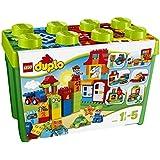 LEGO 乐高 拼插类玩具 B&M Duplo创意得宝系列 豪华乐趣盒10580  1½-5岁 积木玩具 婴幼