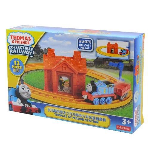 Thomas & Friends 托马斯和朋友 模型组装 托