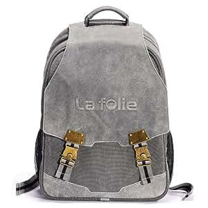 法国Lafolie 朗富丽15.6寸电脑包商务双肩中性