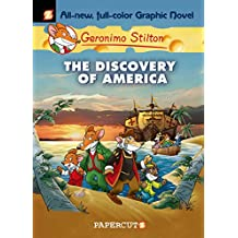 Geronimo Stilton Graphic Novels #1: The Discovery of America (English Edition)