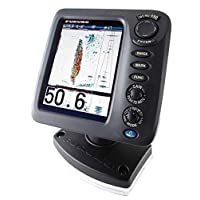 Furuno FCV628 彩色 LCD,600W,50/200 KHz 工作频率鱼类探测器,无变速器,5.7 英寸