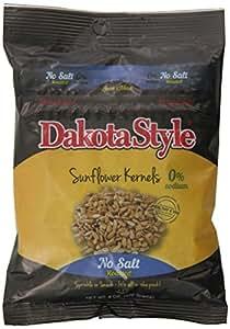 Dakota Style 无盐向日葵角落,8 盎司(12 支装)