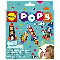 ALEX Toys POPS Craft 小发射器吸管火箭