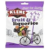 Klene Fruit and Liquorice, 220 g, Pack of 24
