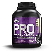 Optimum Nutrition (欧普特蒙) - 赞成复杂孤立&被水解的蛋白质浓牛奶巧克力 - 3.35磅。