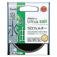 Kenko ND 滤镜 Pro1D Lotus ND 亮度调节用拒水、拒油涂层 72mm