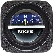 ritchie v-537EXPLORER 指南针–bulkhead 支架, 蓝色