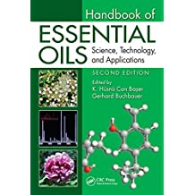 Handbook of Essential Oils: Science, Technology, and Applications, Second Edition (English Edition)