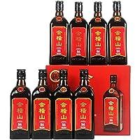 会稽山 绍兴黄酒 纯正五年陈 花雕酒 半干型 500mlx8 8瓶整箱装