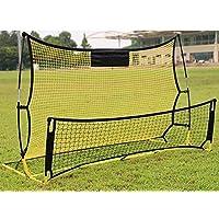 AIYMO 手持式足球反弹器 | 反弹网携带 | 守门员训练设备