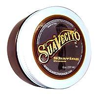 Suavecito 男士剃须膏 - 236.59 毫升剃须膏 8 盎司