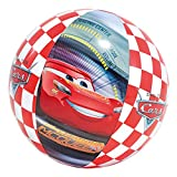 INTEX Disney 沙滩球 Cars 61cm 58053 [日本正品]