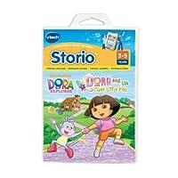 VTech Storio Software:Chuggington - Babysitter Brewster Dora The Explorer