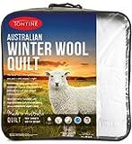 【亚马逊 进口直采】澳洲Tontine高密度棉纱面料羊毛被冬季保暖款 双人 200*230cm