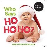 """Who Says Ho Ho Ho?: A Highlights"""" First Christmas Book"""