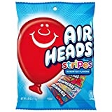 Airheads Candy Variety Bag, Individually Wrapped Assorted Striped Fruit Mini Bars, 6.08 Ounce (Bulk Pack of 12)