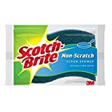 Scotch-Brite Non-Scratch Scrub Sponge, 2-Sponges/Pk, 6-Packs (12 Sponges Total)
