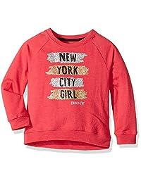 DKNY 女孩长袖运动衫(更多款式可选)