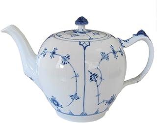 皇家哥本哈根蓝色水果泥 纯茶壶 1000ml 1101141 1101141