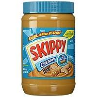 SKIPPY 花生酱 creamy ,蛋白质在每个菜 TO 燃料 YOUR 日