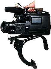 Morjava 轻装时代 Q440数码相机DV肩托架 摄像机支架稳定器 摄影肩支架