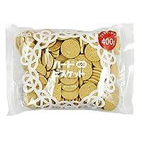 Hokka 北陆 圆形饼干(大)400g(日本进口)