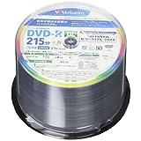 三菱化学媒体 Verbatim DVD-R(CPRM) 白色 50枚