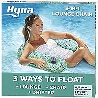 Aqua Monterey 吊床 Aqua Green - Pool Chair Lounge
