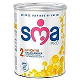 惠氏SMA Pro 进阶婴儿二段奶粉 (800g*6罐)