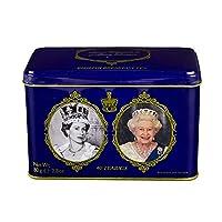 New English Teas  伊丽莎白女王二世 罐装 80克 (40个茶包)