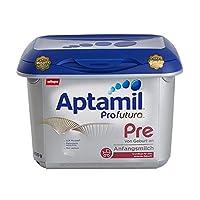 官方直供 | Aptamil 德国爱他美 新白金版 婴儿奶粉Pre段 (0-6个月) 800g [跨境自营]包邮包税