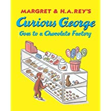 Curious George Goes to a Chocolate Factory (English Edition)
