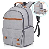 Endurax 男女防水相机背包适合 15.6 英寸笔记本电脑,带内置 DSLR 肩摄影师包