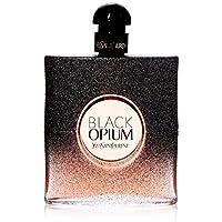 圣罗兰 黑色鸦片花香 Black Opium Floral Shock 黑色鸦片花香香水喷雾 90ml/3oz