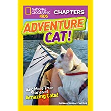 National Geographic Kids Chapters: Adventure Cat! (NGK Chapters) (English Edition)